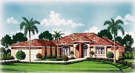Artists rendering of The Treviso in Cyprus Ridge